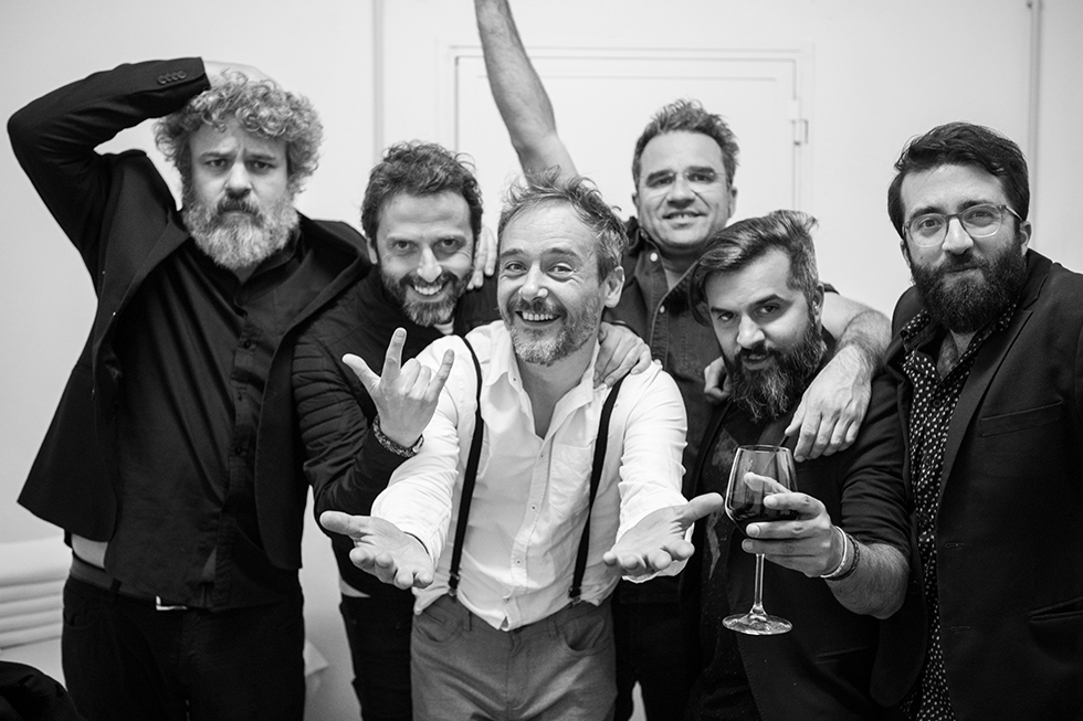 Love of Lesbian · El gran truco final · ES3 Agencia